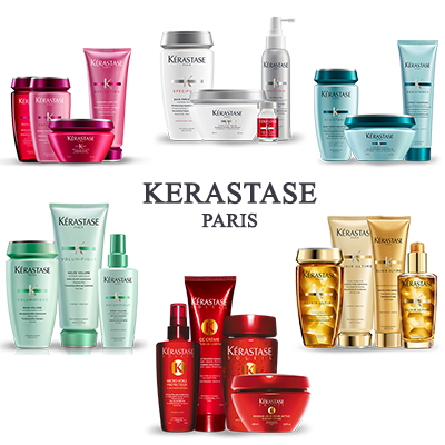 Kerastase boutique